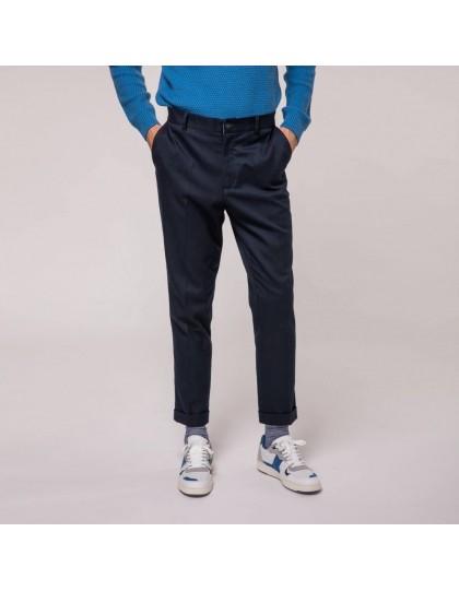 Pantalon FAGUO Homme Crecy Bleu marine