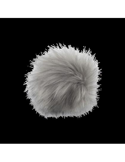 Pompon CABAIA Gris Fur