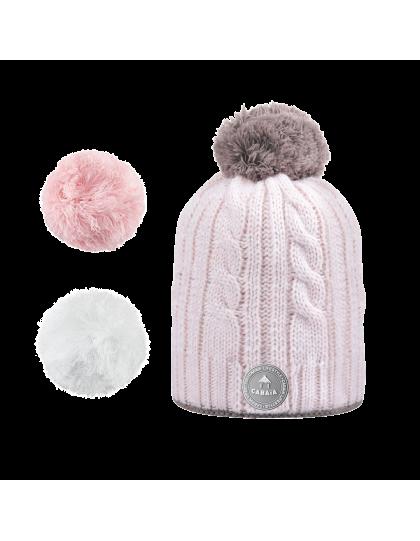 Bonnet CABAIA Enfant Milky Light Pink