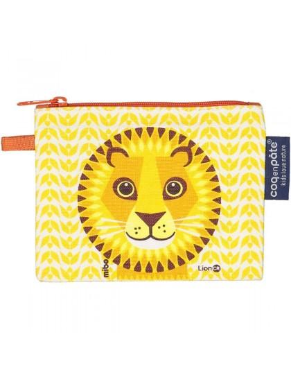 Porte-Monnaie Enfant Lion