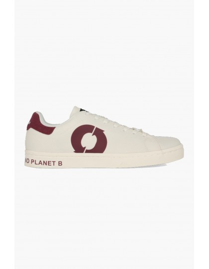 Chaussures ECOALF Sandford Bordeaux