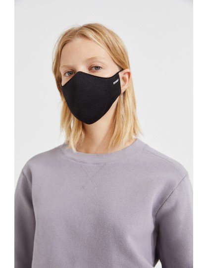 Masque de Protection ECOALF Unisexe Noir