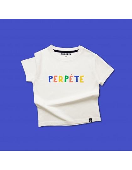 T-shirt Enfant eco-responsable Mixte Perpète