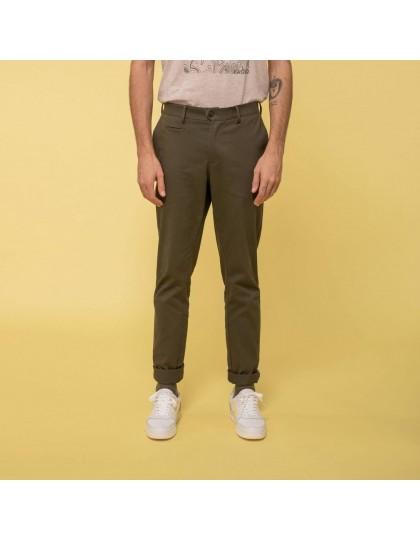 Pantalon Homme Brix Vert Kaki