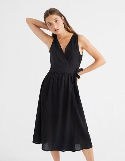 Robe Femme Amapola Noir