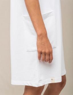 Robe GRAINE Femme Fleuve Blanc