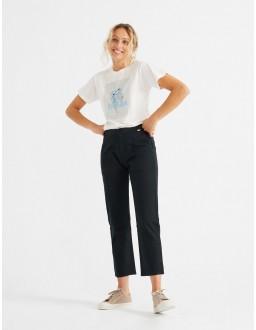 pantalon thinking mu femme daphne noir