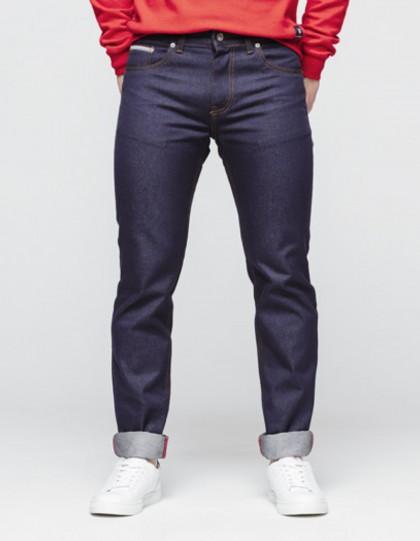 Jeans made in france1083 Homme Léo Bleu Brut