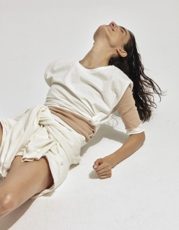 T-shirt Wind Blanc EcoAlf