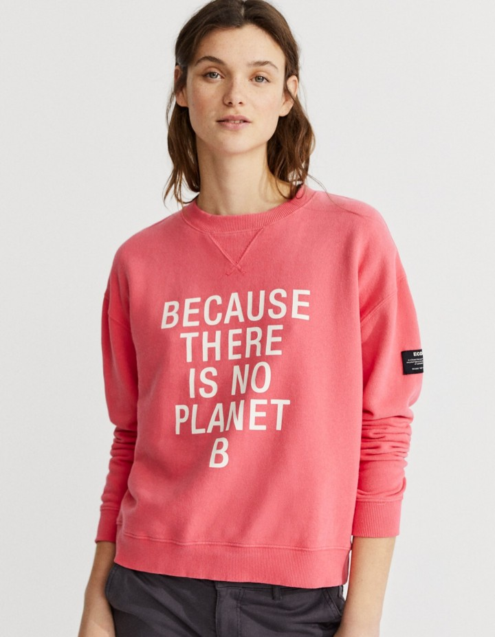 Sweat Because Fuschia EcoAlf
