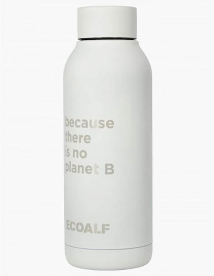 Gourde Bronson Because Blanc