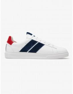 Chaussures en cuir CAVAL French Flag
