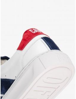 Baskets French Flag bleu blanc rouge