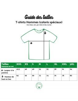 T-Shirt Bio Blanc