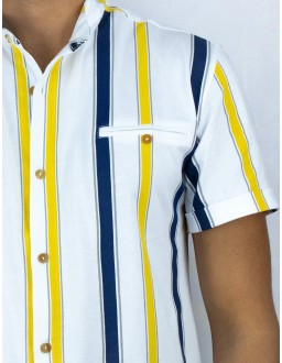 chemise palasana en coton pima
