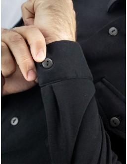chemise noire bogota palasana