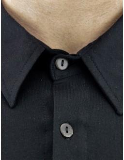 chemise noire palasana bogota