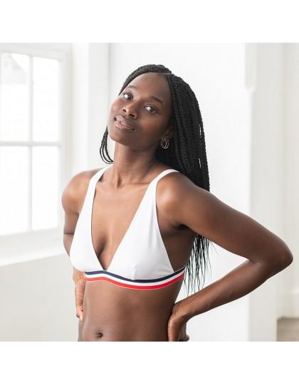 Soutien-gorge LE SLIP FRANCAIS Femme la Angèle Blanc