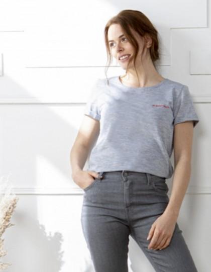 Tshirt femme la gentle factory