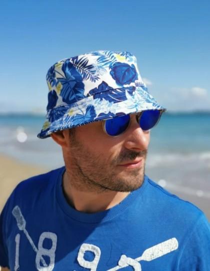 bob homme blue jungle
