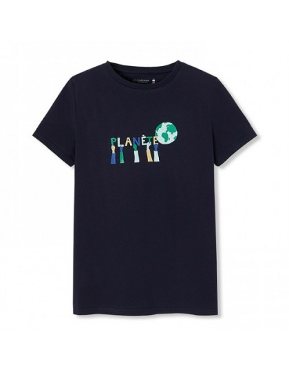 T-Shirt Enfant Planète