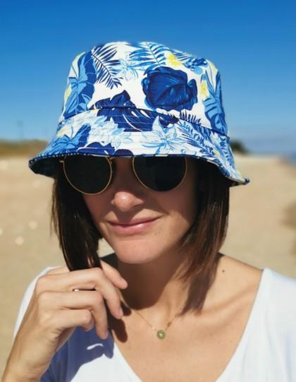bob femme blue jungle