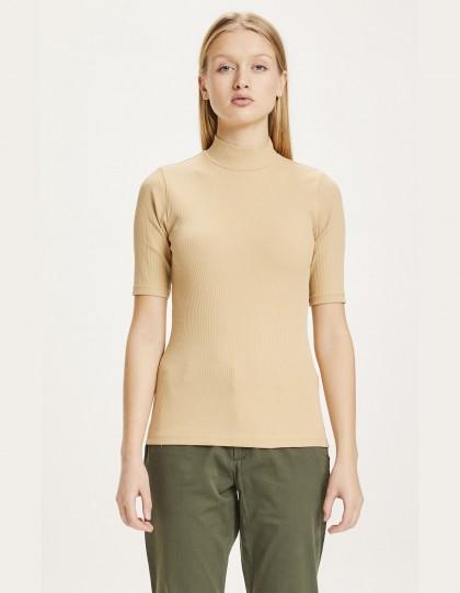 T-Shirt Bio Canna Beige
