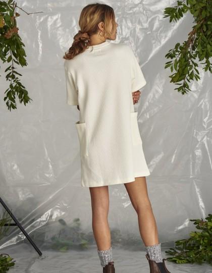 Robe Bio Everest Blanc
