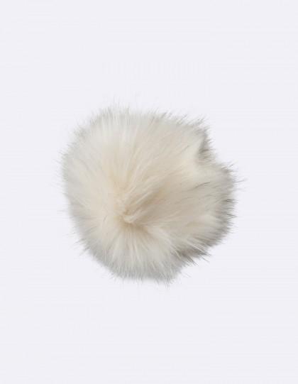 Pompon Crème Fur