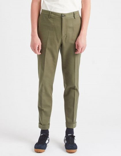 Pantalon Crecy Kaki