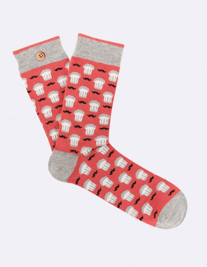 Chaussettes Homme Axel & Morgane
