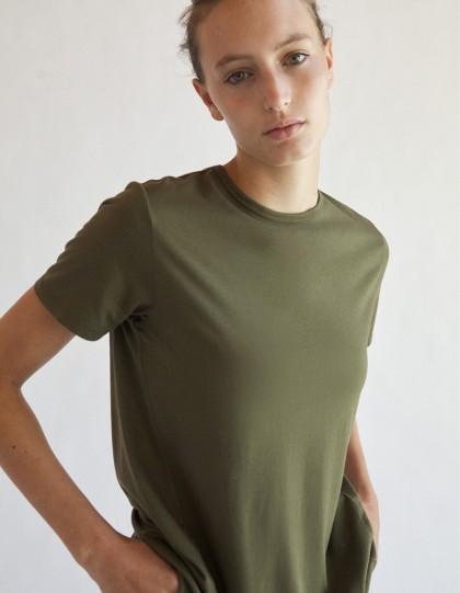 T-shirt Mundaca Kaki