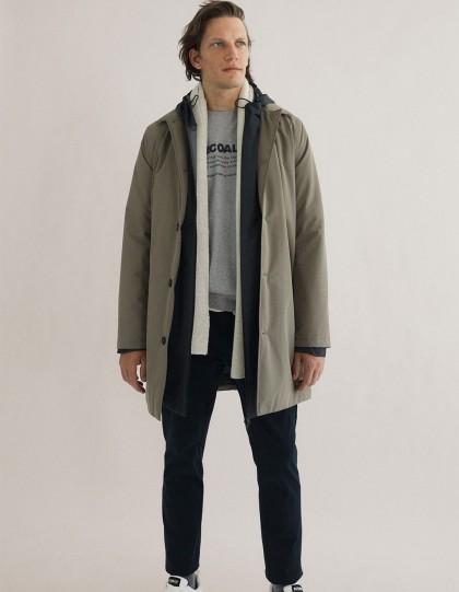 veste imperméable Ecoalf
