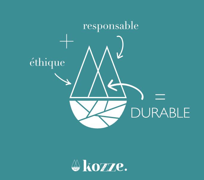 kozze mode ethique et éco-responsable