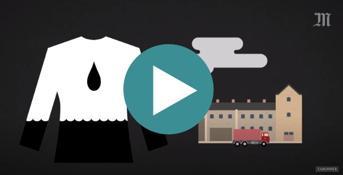 video pourquoi la mode pollue