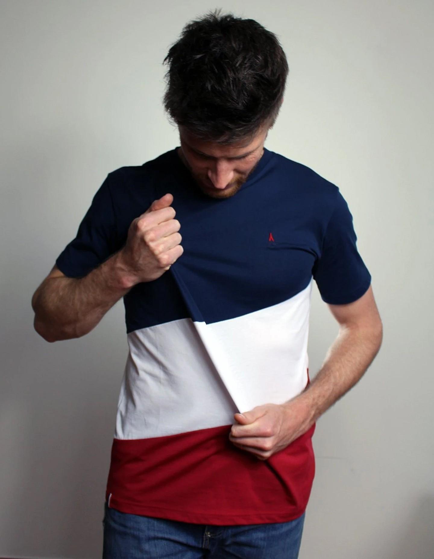 T-Shirt Maison FT Diagonale